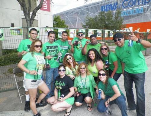 Houston Press – 6th Annual St. Patrick's Day Festival