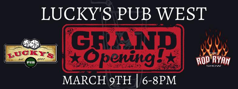 Lucky's Pub West